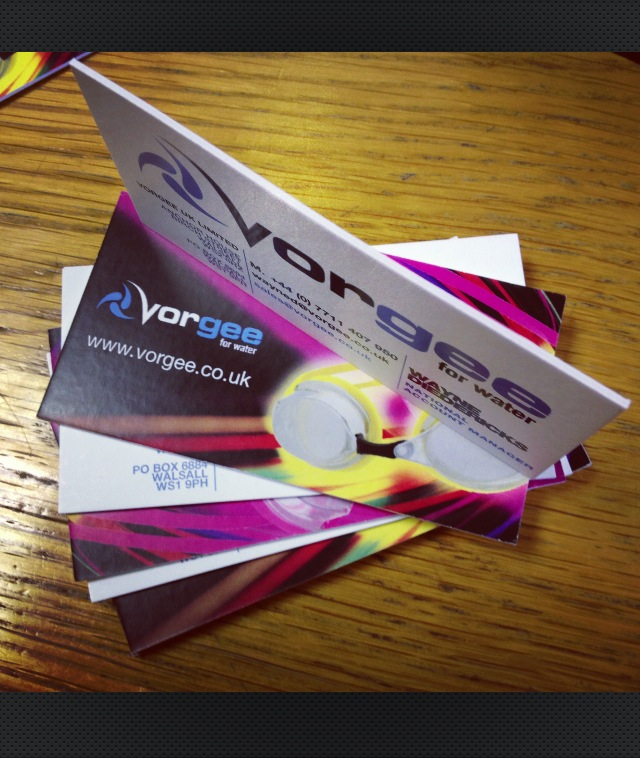 Thick business cards by Solways Printers Quality printing london ...