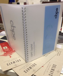 The best AGM Report digitally printed | Solways Printers quality printing London