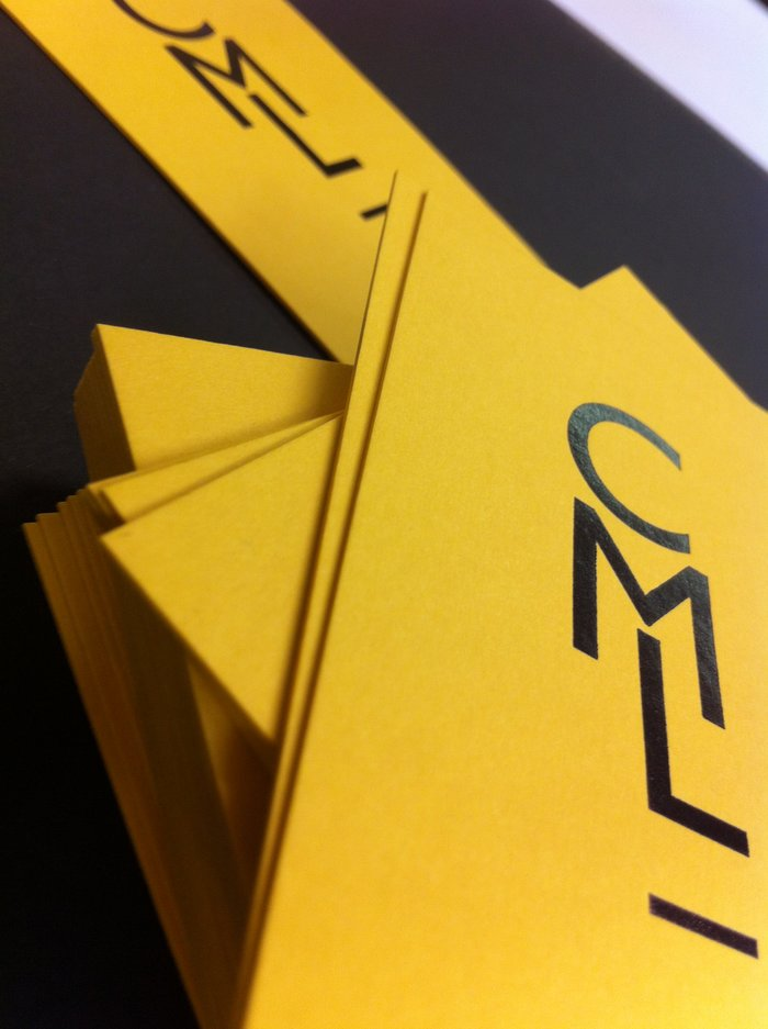 Business Cards With Matt Black Foil | Solways Printers Quality Printing London