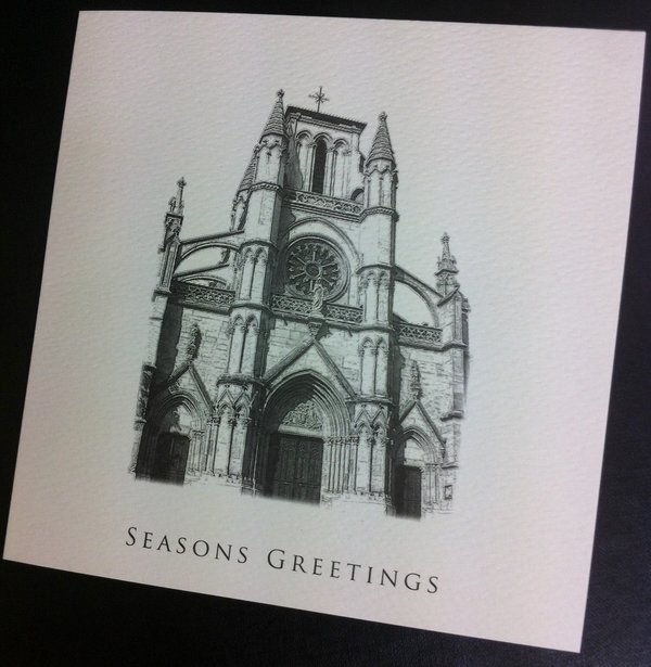 Bespoke Christmas card | Solways Printers Quality Printing London