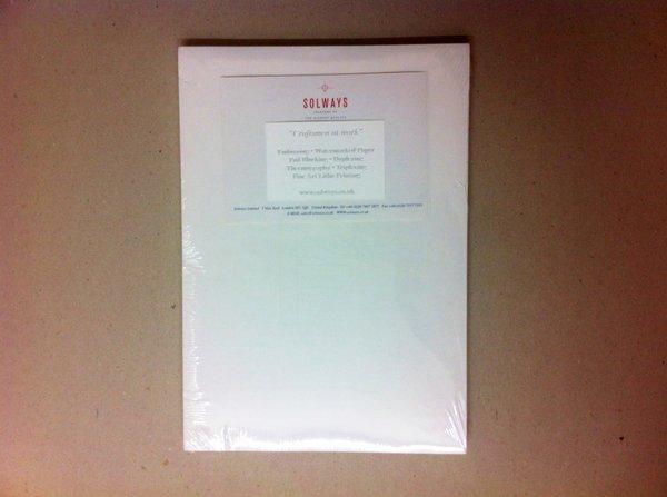 Luxury Bespoke 100 gsm Watermark Paper | Solways Printers Quality Printing London