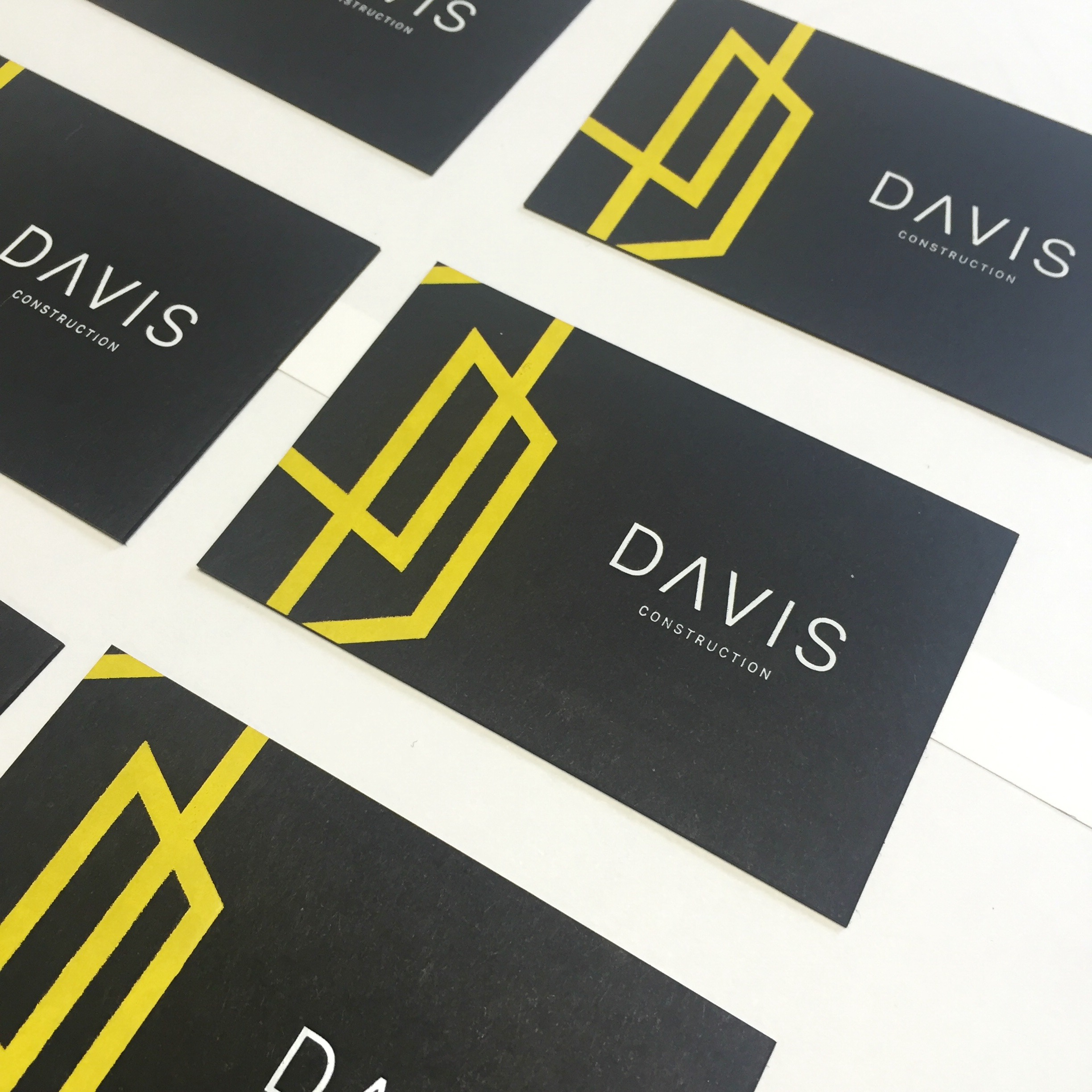 Colorplan by gf smith foil blocking in 2 colours solways colorplan foil blocked business cards reheart Image collections