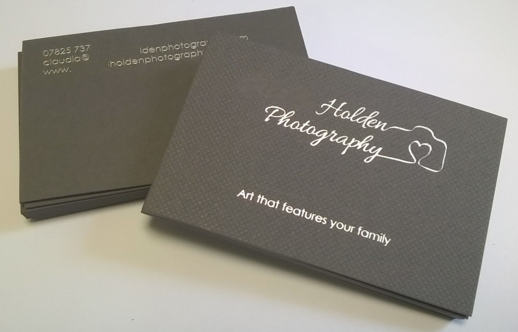 Luxury Business cards  | Solways Quality Printing London