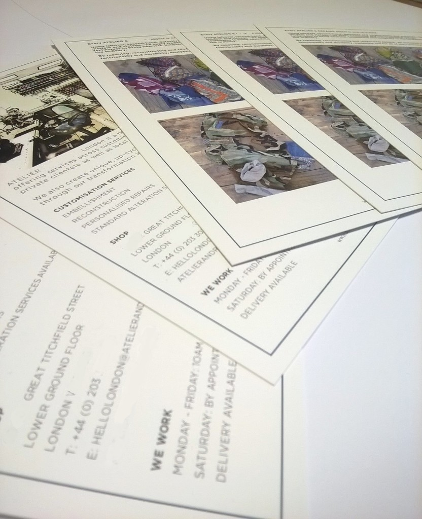 Thick Flyers | Solways Quality Printing London