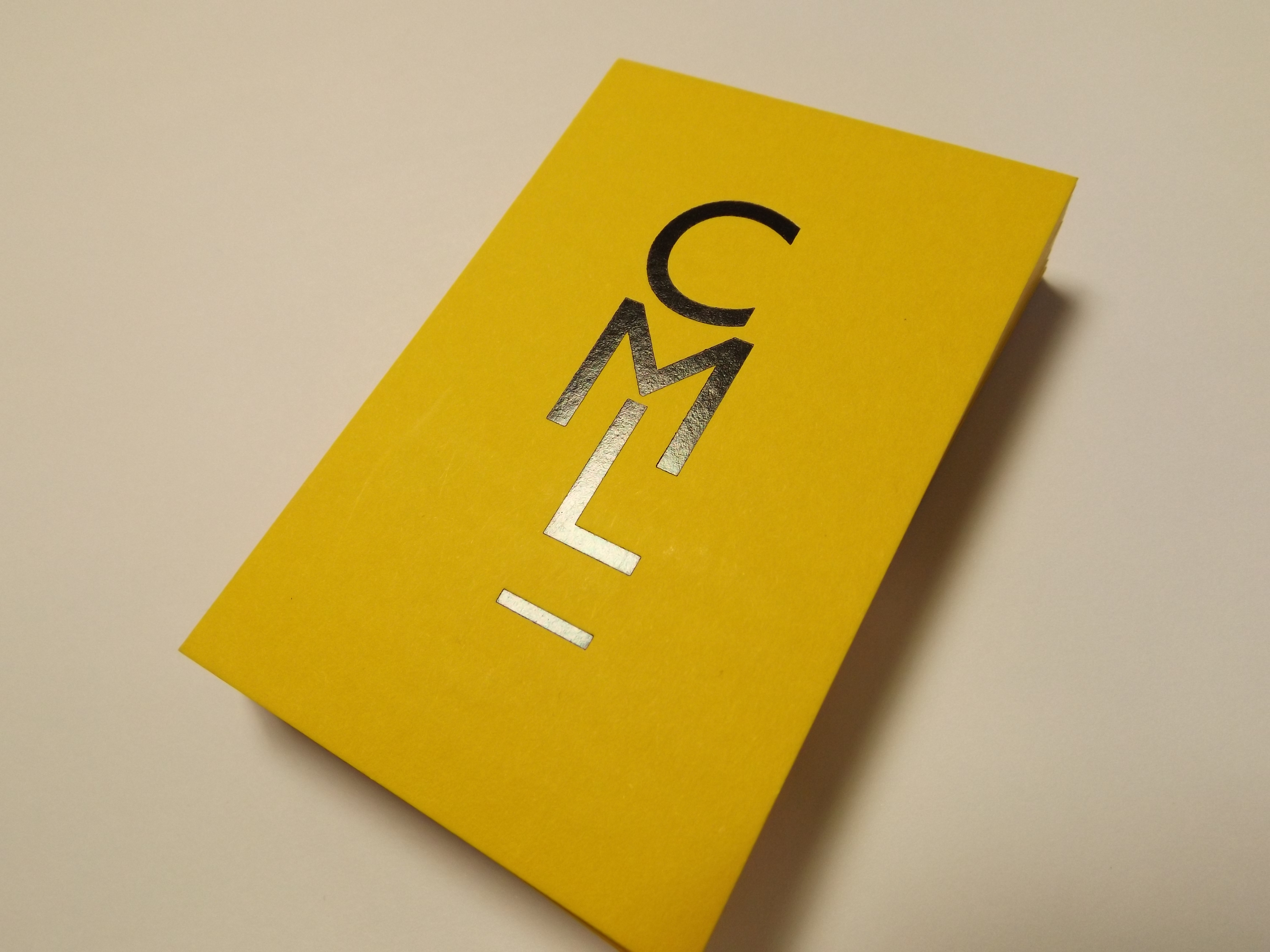 5 rules for great business card design