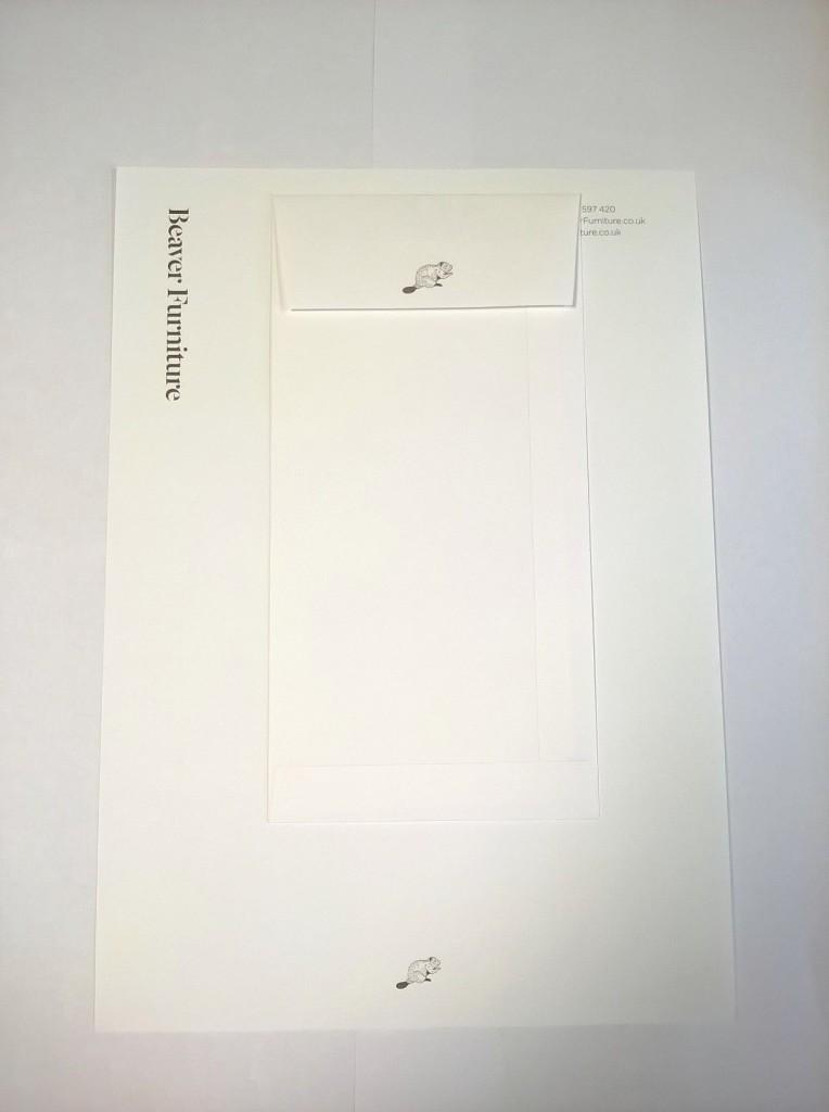 Corporate Letterhead & Envelope | Solways Quality Printing London