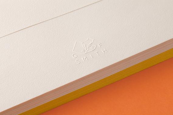 GF Smith Re-branding | Solways Printers Quality Printing London
