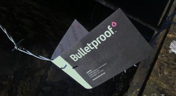 Bulletproof Business Cards | Solways Printers Quality Printing Londo