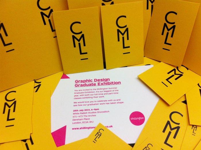 Graphic Design Graduate Exhibition | Caroline Lofts | Solways Printers Quality Printing London