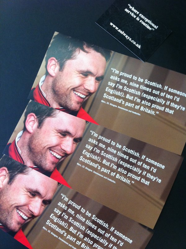 Lithography CMYK - Say NO to separation leaflets | Solways Printers Quality Printing