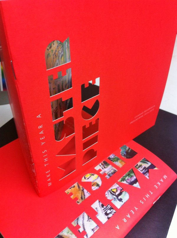 Die-cutting Brochures | Solways Printers Quality Printing London