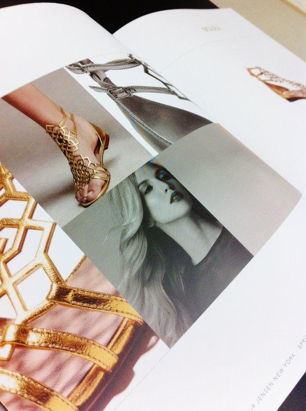 Nour Jensen Digital Look Books | Solways Printers Quality Printing Londo