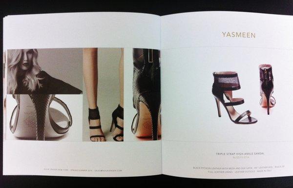 Nour Jensen Digital Look Books | Solways Printers Quality Printing London