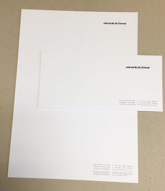 Corporate Stationery | Solways Quality Printing London